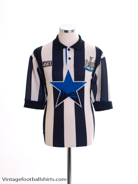 1993-95 Newcastle Home Shirt *Mint* L