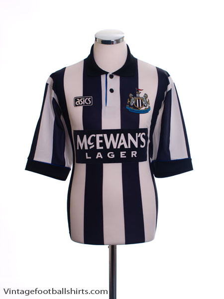 1993-95 Newcastle Home Shirt L