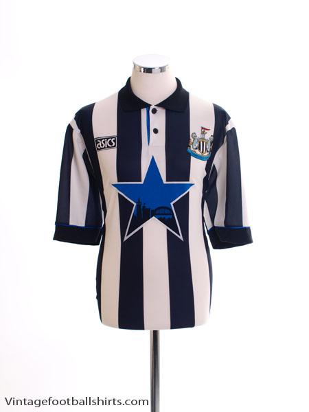 1993-95 Newcastle Home Shirt XXXXL