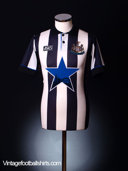 1993-95 Newcastle Home Shirt S