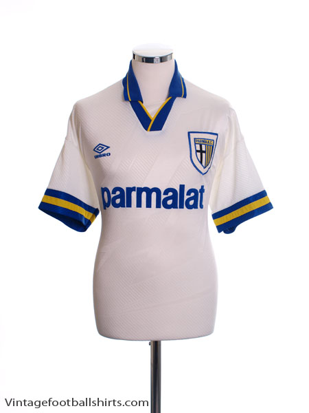 1993-95 Parma Home Shirt XL