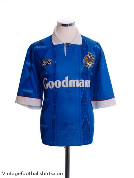 1993-95 Portsmouth Home Shirt L