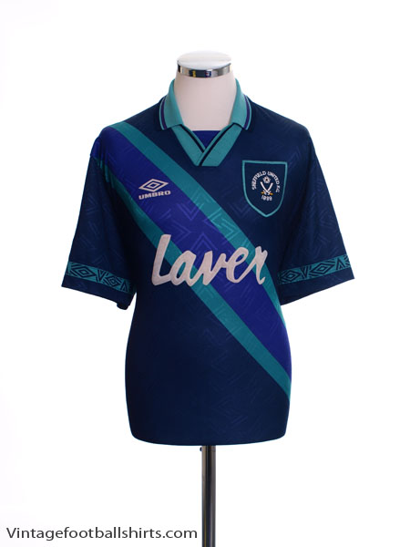 1993-95 Sheffield United Away Shirt L