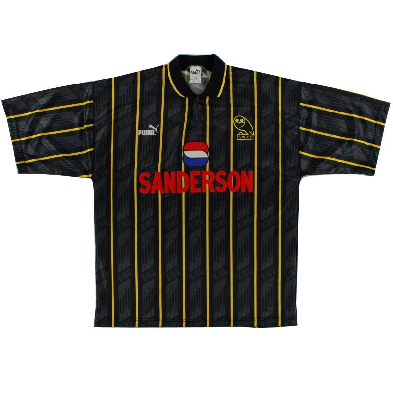 1993-95 Sheffield Wednesday Away Shirt XL