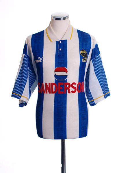 1993-95 Sheffield Wednesday Home Shirt L