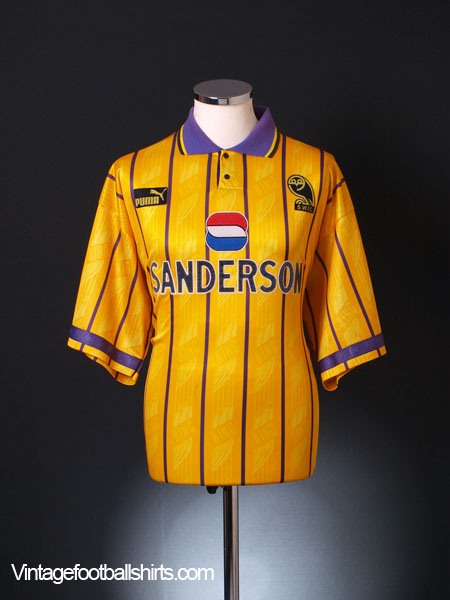 1993-95 Sheffield Wednesday Third Shirt *Mint* S