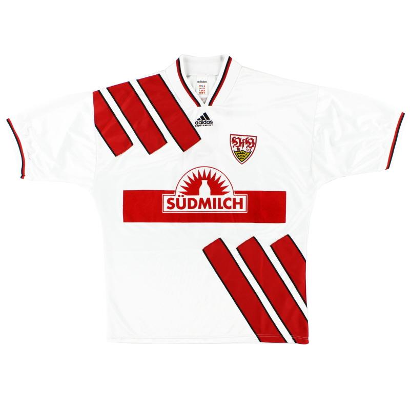 1993-95 Stuttgart Home Shirt M