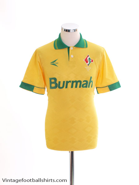 1993-95 Swindon Town Away Shirt S