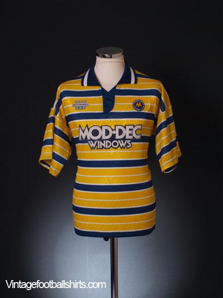 1993-95 Torquay Home Shirt L