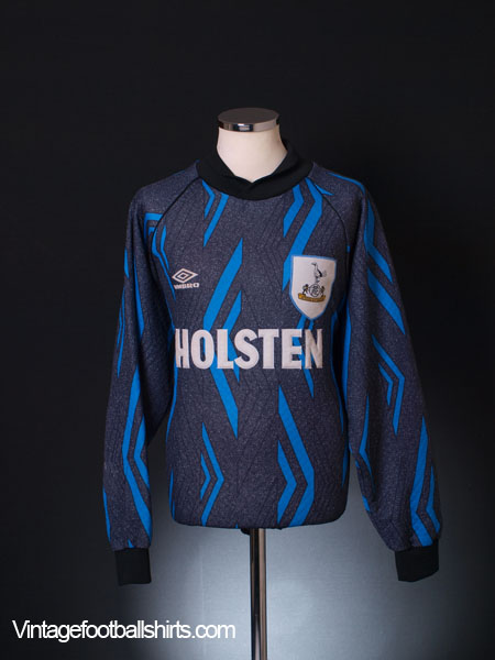 1993-95 Tottenham Goalkeeper Shirt L/S XL