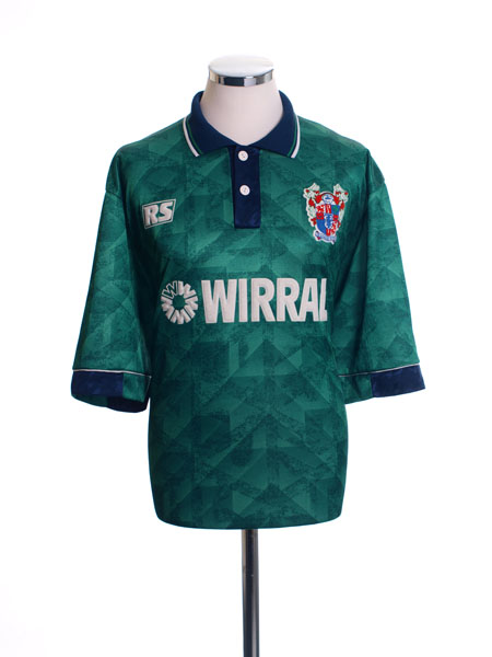 1993-95 Tranmere Rovers Away Shirt XL