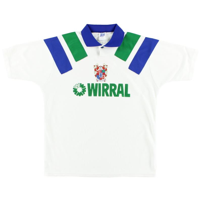 1993-95 Tranmere Rovers Home Shirt M