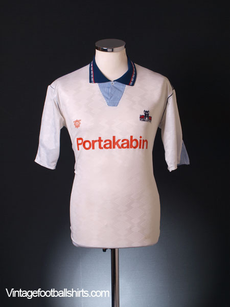 1993-95 York City Away Shirt M