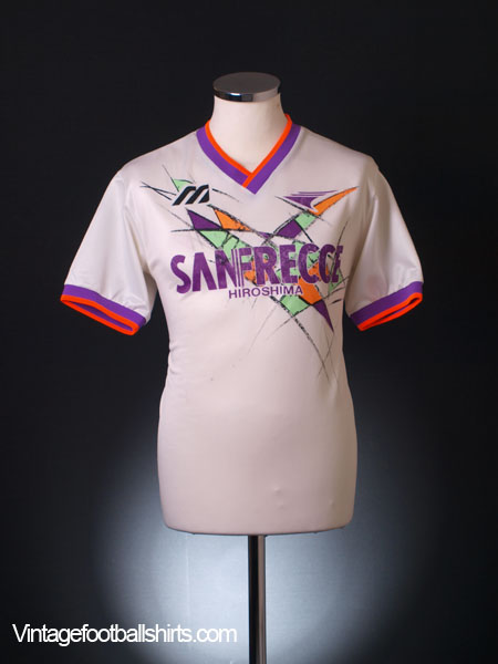 1993 Sanfrecce Hiroshima Training Shirt L
