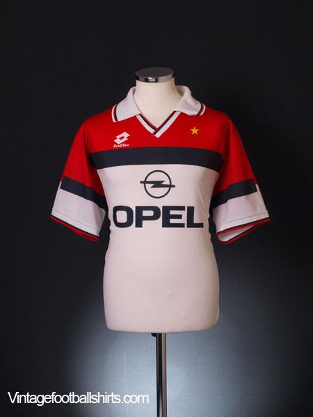 1994-95 AC Milan Away Shirt XL