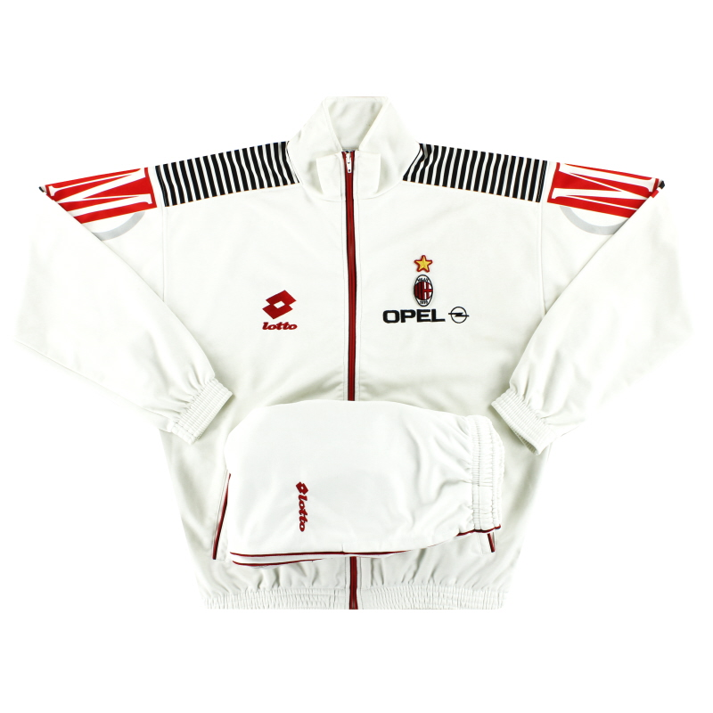 1994-95 AC Milan Lotto Tracksuit L