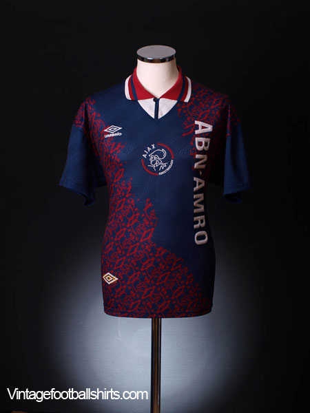 1994-95 Ajax Away Shirt M