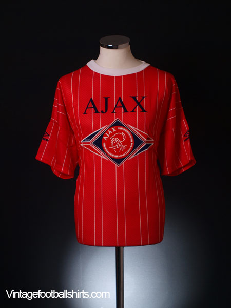 1994-95 Ajax Training Shirt *BNIB* M