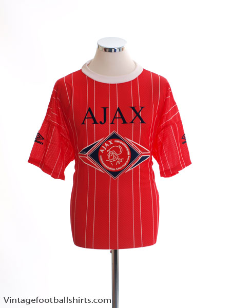1994-95 Ajax Training Shirt *BNIB* L