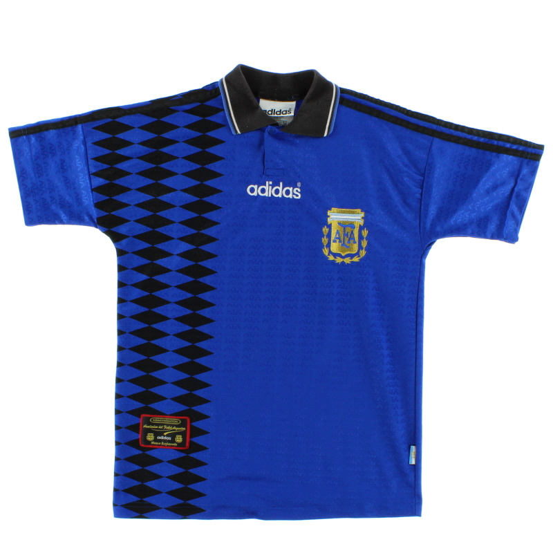 3478a2281 Argentina 2018 World Cup Away Jersey Launched  u2013 Soccer365