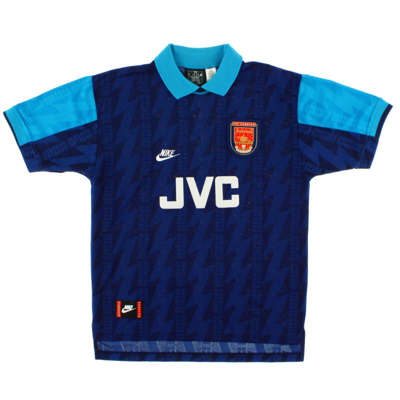 1994-95 Arsenal Away Shirt XXXL