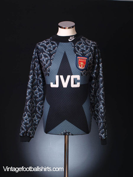 sale retailer 67ac1 2562f 1994-95 Arsenal Goalkeeper Shirt L for sale