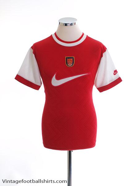 1994-95 Arsenal Training Shirt XL.Boys