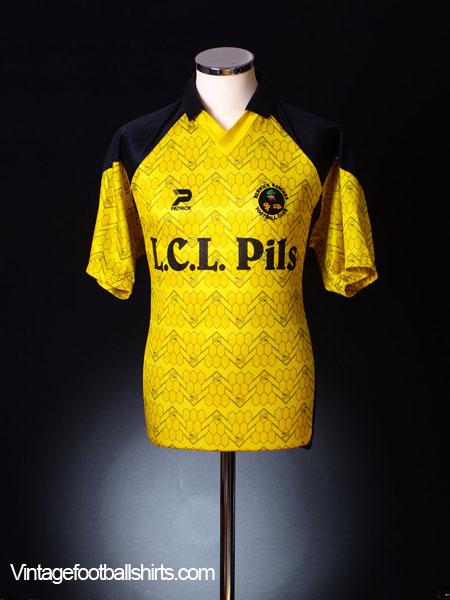 1994-95 Berwick Rangers Home Shirt L