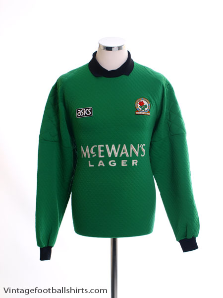 1994-95 Blackburn Goalkeeper Shirt L