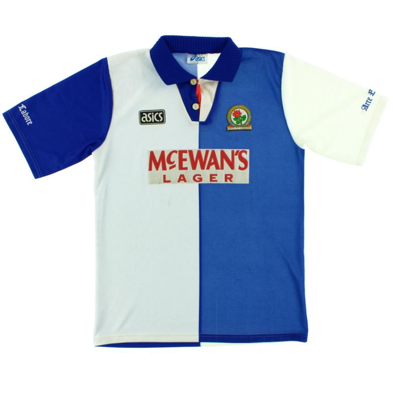 1994-95 Blackburn Home Shirt M