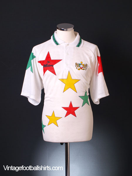 1994-95 Cameroon Away Shirt *As New* XL
