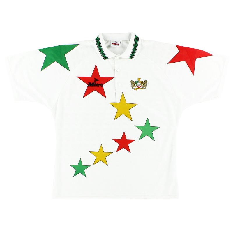 1994-95 Cameroon Mitre Away Shirt XL