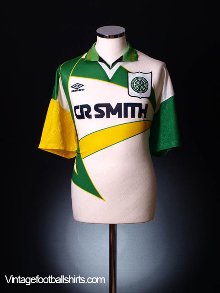 1994-95 Celtic Third Shirt XL