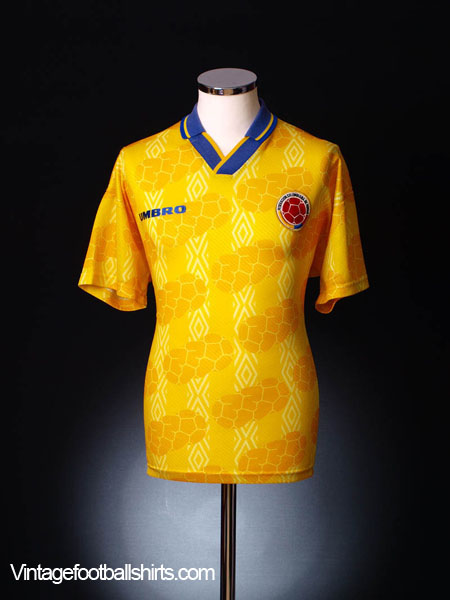 Colombia 1994 jersey