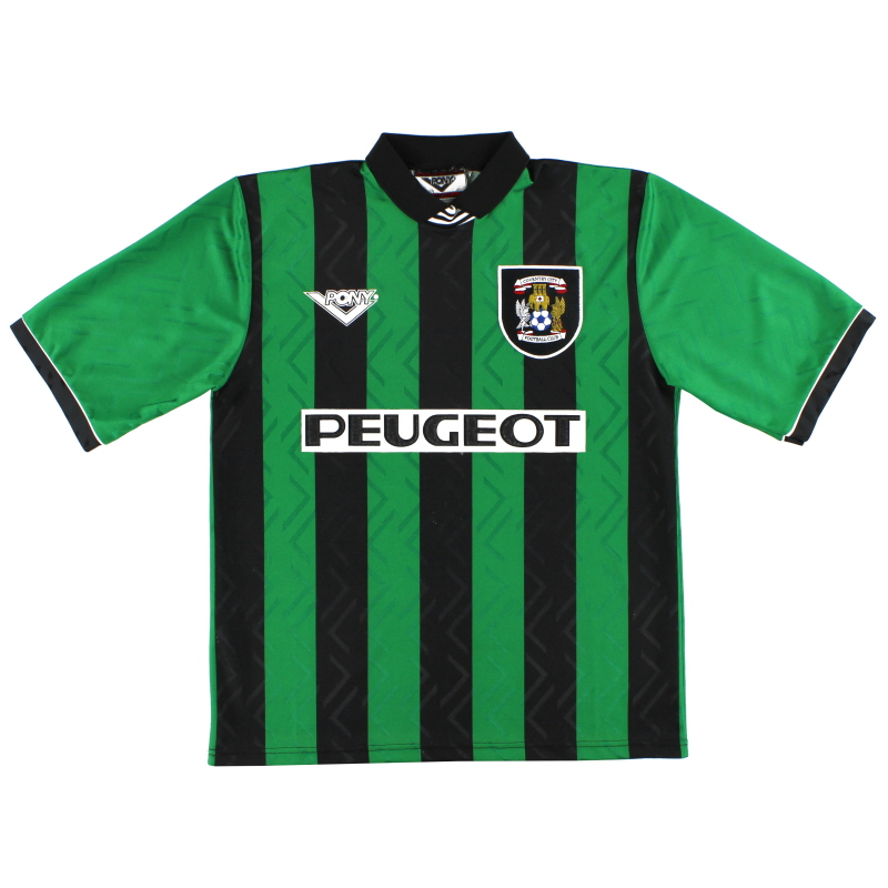 1994-95 Coventry Pony Away Shirt M