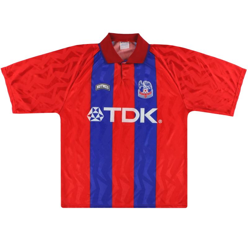 1994-95 Crystal Palace Home Shirt L