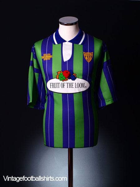 1994-95 Derry City Away Shirt *New* XL