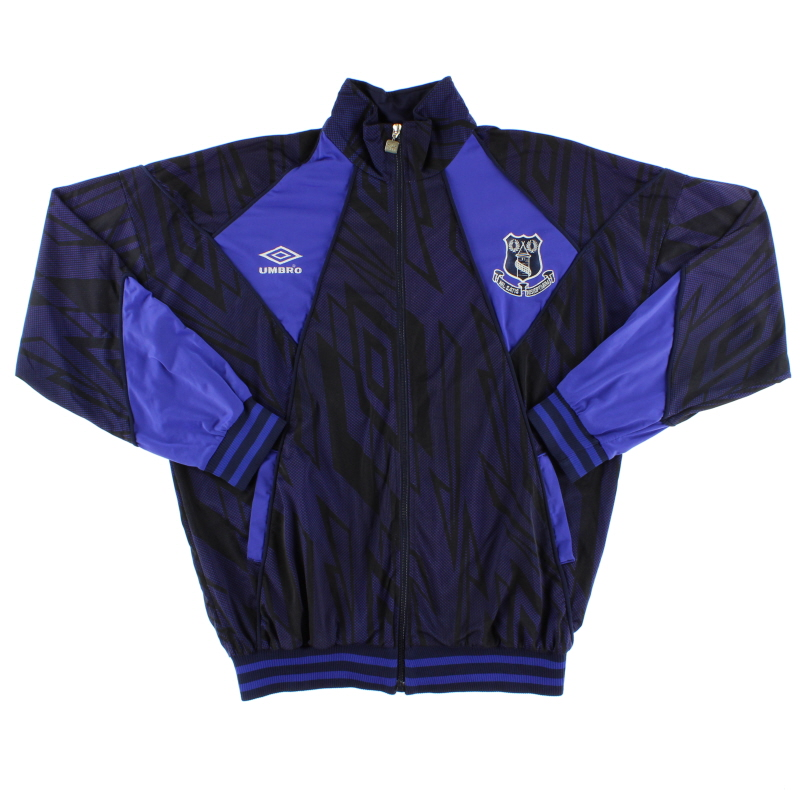1994-95 Everton Umbro Track Jacket M