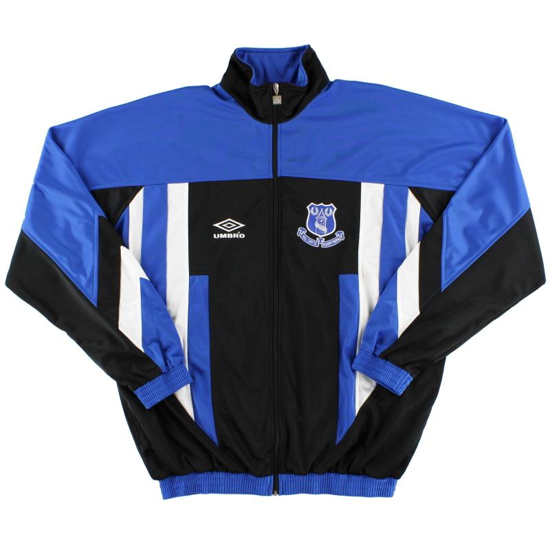 1994-95 Everton Umbro Track Jacket *As New* L