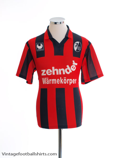 1994-95 Freiburg Home Shirt M