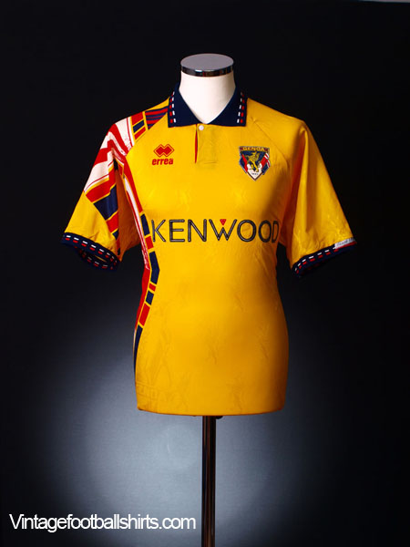 1994-95 Genoa Away Shirt *BNIB* L