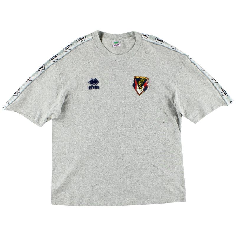 1994-95 Genoa Errea Training Shirt XL