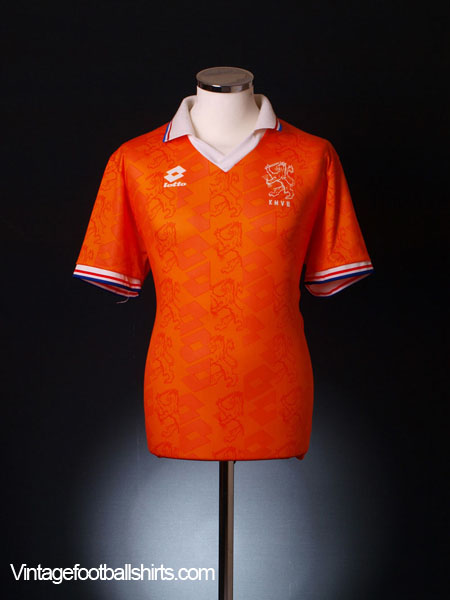 1994-95 Holland Home Shirt M