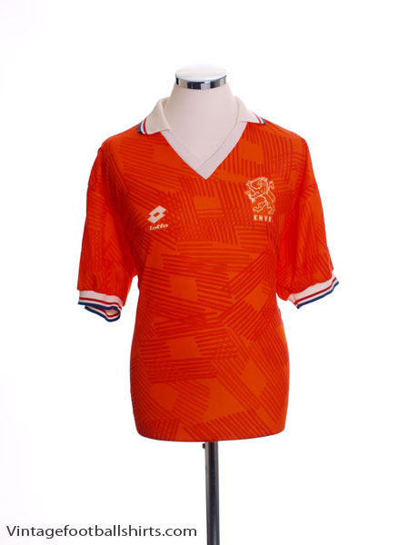 1992-94 Holland Home Shirt M
