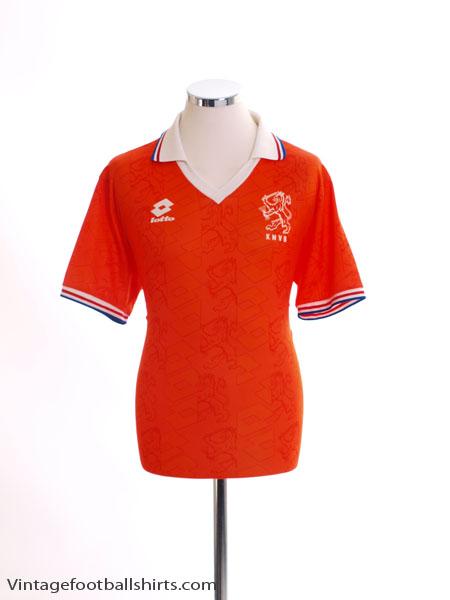 1994-95 Holland Home Shirt L