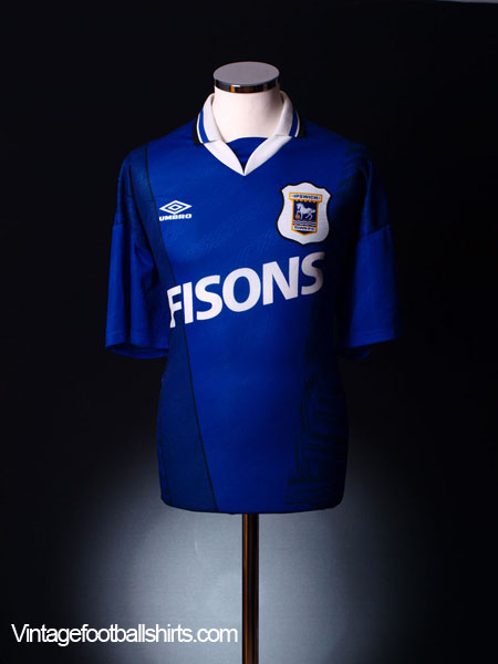 1994-95 Ipswich Home Shirt *BNIB* XL