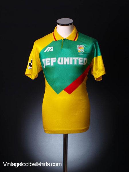 1994-95 JEF United Home Shirt M