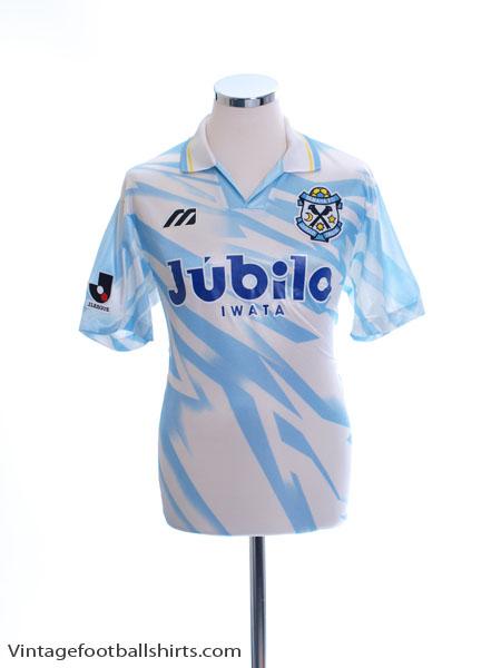 1994-95 Jubilo Iwata Away Shirt L