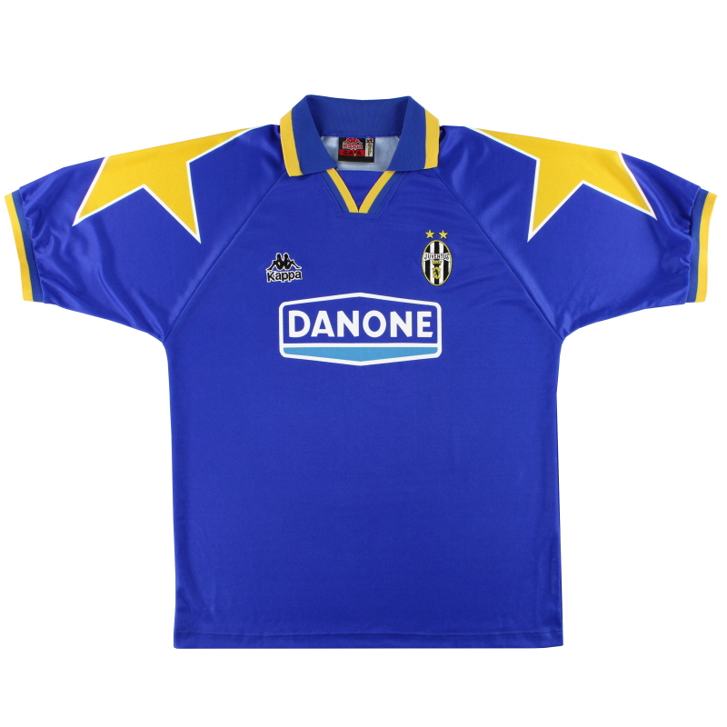 1994-95 Juventus Kappa Away Shirt *Mint* XL