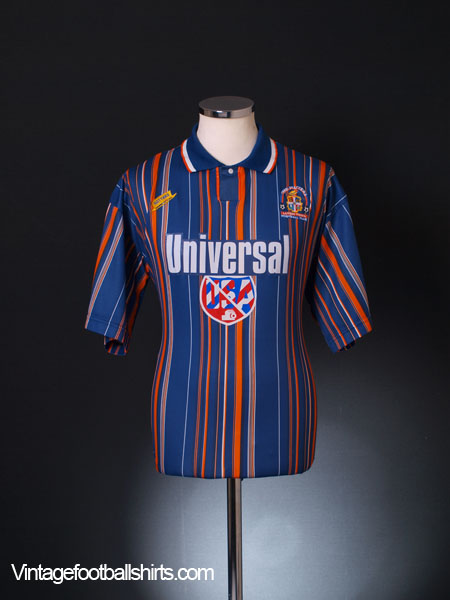 1994-95 Luton Town Away Shirt M